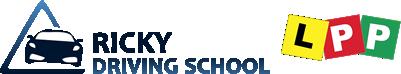 Ricky Driving School Logo