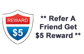 Reward $5